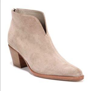 VINCE Suede Havana Ankle Boho Boots Size 9